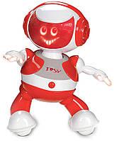Интерактивный робот DISCOROBO – АЛЕКС (танцует, озвуч. укр. яз., красный) (TDV105-U)