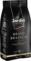 Кава смажена мелена Jardin Bravo Brazilia dark roast, 250 гр.