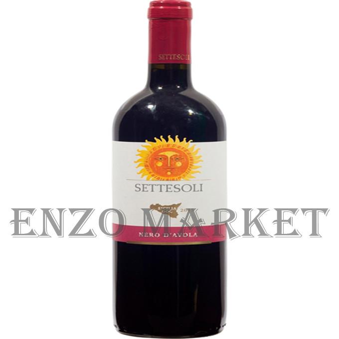 Вино Settesali Nero D'avola