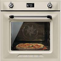 """Духовой шкаф Smeg SF6922PPZE1 с функцией """"пицца"""""""
