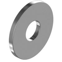 Шайба плоская DIN 9021 A2 нержавеющая сталь М6 D18 S1,6