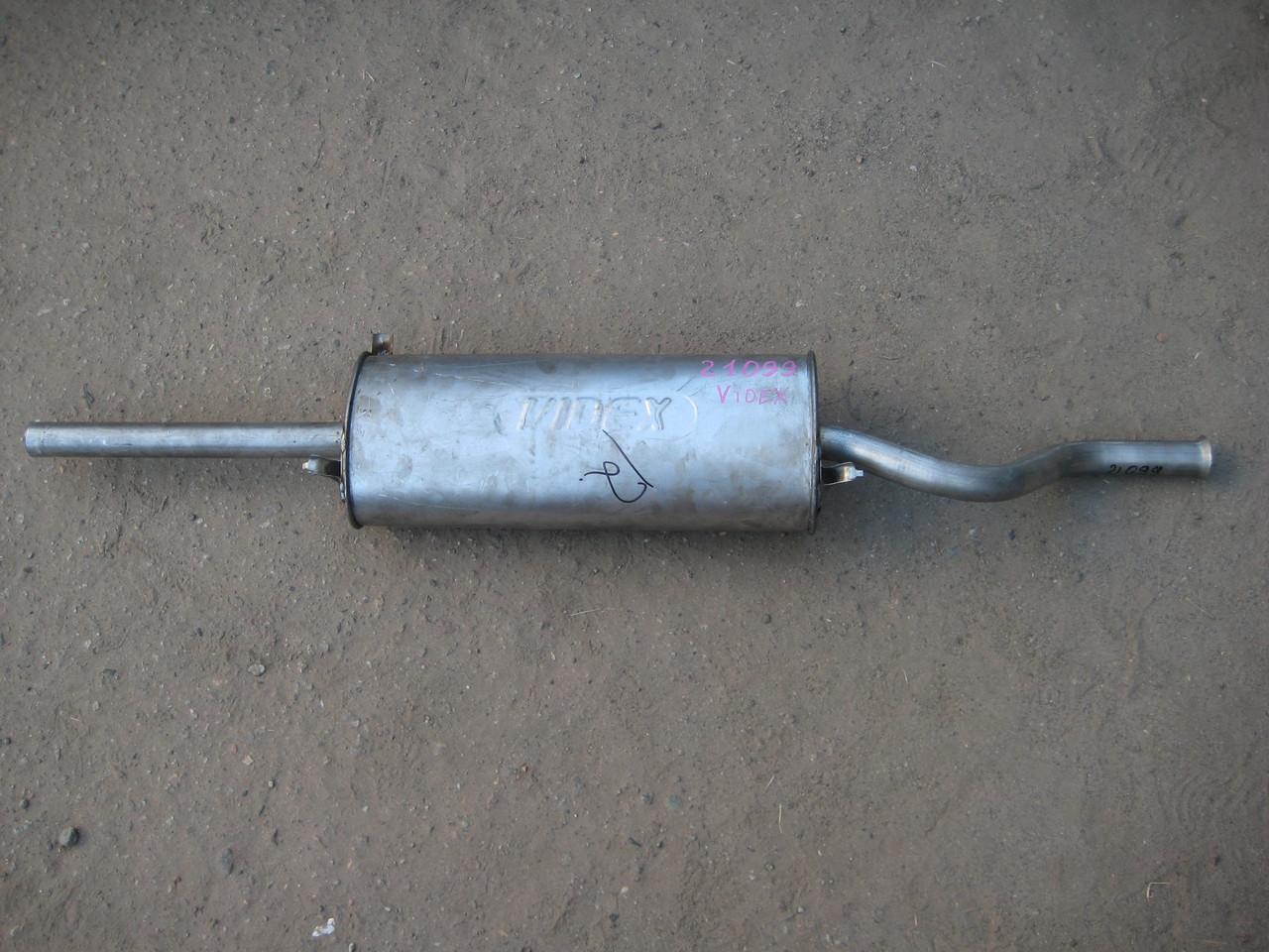 Глушитель ВАЗ 21099 Текс
