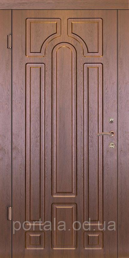 """Вхідні двері """"Портала"""" (серія Стандарт) ― модель Арка(950*2040)"""