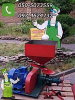 Экструдер ф-58 для переработки зерновых кормов производительностью до 80 кг/час (380Вт) екструдер 7.5 кВт