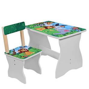 Детский столик и стульчик Bambi 504-11, фото 2