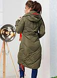 Стильное зимнее пальто (3 цвета), фото 5