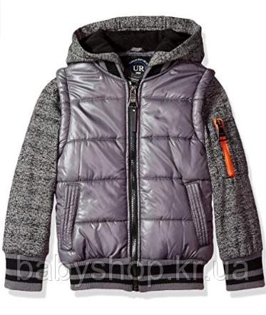 9b15b409435 Куртка Urban Republic(США) Серая 3Т для Мальчика 3 Года — в ...