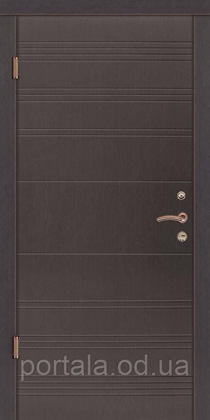 """Входная квартирная дверь """"Портала"""" (серия Стандарт) ― модель Ливерпуль"""