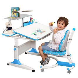Комплекты парта и стул, детский стол и кресло