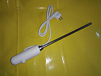 Тэн патронного типа 600 Вт. / 545 мм.1/2''дюйма с терморегулятором в полотенцесушитель производство Италия НТ