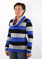 Гольф GERMIONA синяя полоса, фото 1