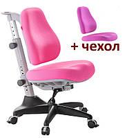 Детское Кресло-трансформер MATCH + чехол защитный, разные цвета