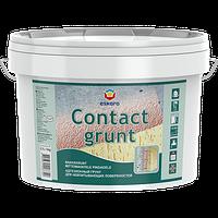 Eskaro Contact Grunt Адгезионный грунт Eskaro Розовый, 3 кг  акриловый грунт с минеральным наполнителем