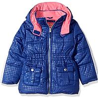 Куртка Pink Platinum (США) синяя 2Т для девочки 2 года, фото 1
