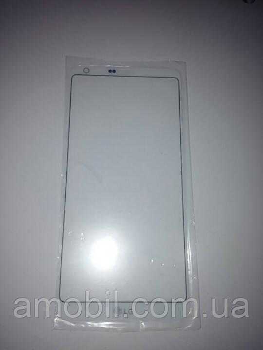 Стекло LG G6 H870DS, H870, H871, H872, H873, LS993, US997, VS998 White