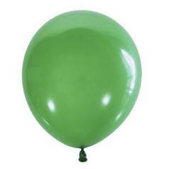 """Шар 12"""" LATEX OCCIDENTAL-МК пастель 009 зеленый"""