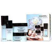 Женский набор кремов 4 в 1 Chanel Hydra Beauty  (Копия), фото 1