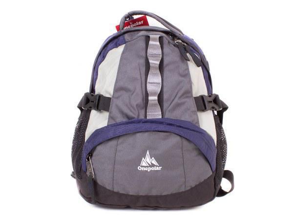 Рюкзак 20 л Onepolar 1013 синій