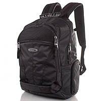 """1077 Рюкзак для ноутбука с экраном до 15.4"""" One Polar черный"""
