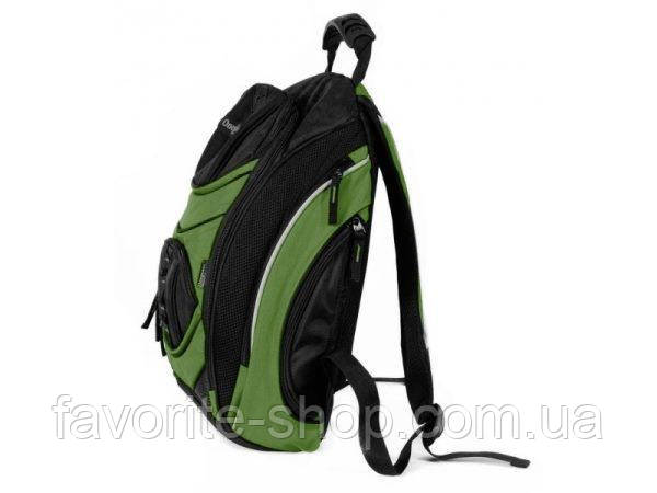 """Рюкзак 35 л для ноутбука з екраном до 15.4"""" One Polar 1284 зелений"""