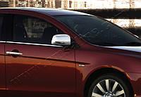 Mitsubishi Lancer (2007-) Накладки на зеркала 2шт
