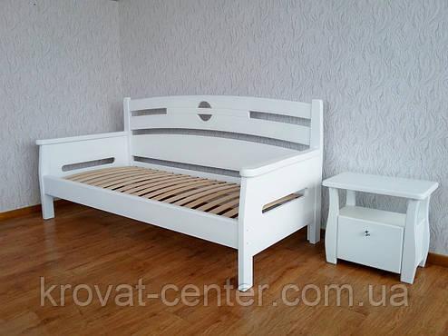 """Белый деревянный диван от производителя """"Луи Дюпон"""", фото 2"""