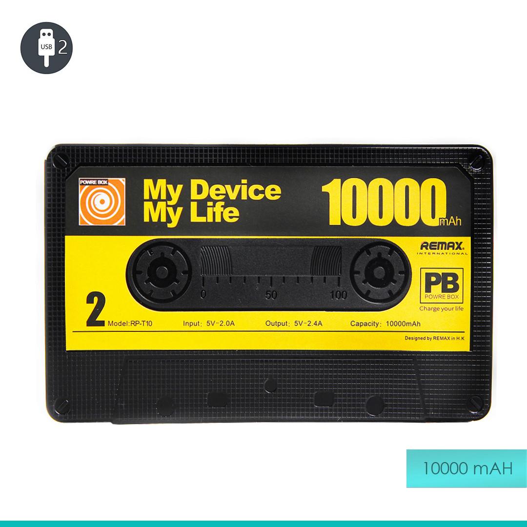 Power Bank Proda M2 Mini 10000 mAh (кассета)