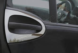 Mercedes SMART CityCar W451 (2007-) Окантовка дверных ручек 2-дверный