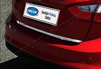Ford Focus Sedan (2011-) Кромка крышки багажника нижняя