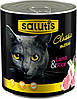 Корм Салютис Salutis консерва с ягненком360 гр