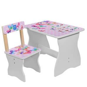 Детский столик и стульчик Bambi 504-36, фото 2