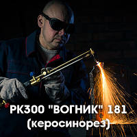 """Резак Бобуха РК300 """"ВОГНИК"""" 181 (керосинорез), фото 1"""