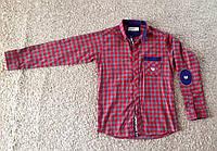 "Рубашка для мальчика фланелевая  ""Zarro kids"""