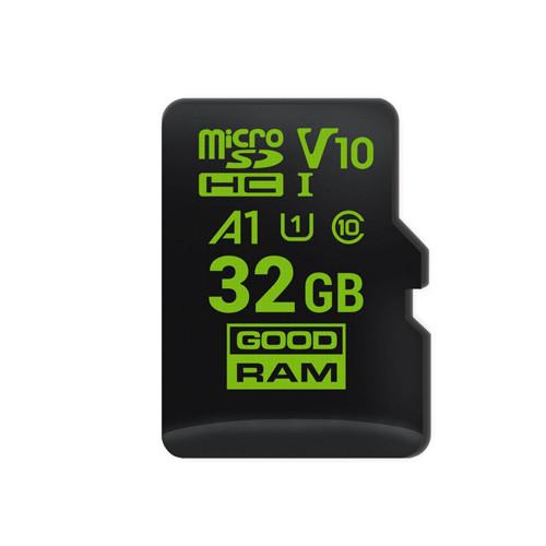 Карта памяти 32 GB microSD Goodram UHS-1 (M1A0-0320R11) без адаптера