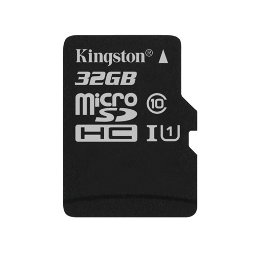 Карта памяти 32 GB microSD Kingston UHS-I Canvas Select SDCS/32GBSP