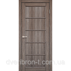 Двери Корфад Vincenza VC-01  Орех, дуб грей, дуб беленый.