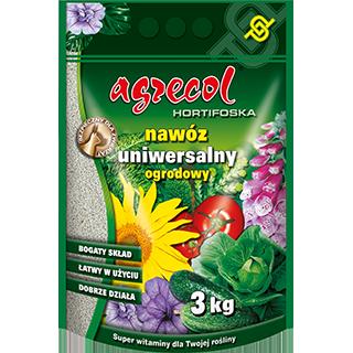 Удобрение универсальное Hortifoska Agrecol Агрекол 3кг