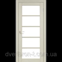 Двери Корфад Vincenza VC-02  Орех, дуб грей, дуб беленый.
