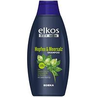 Мужской шампунь Интенсивное Питание волос Еlkos Men Intense Shampoo 500 мл