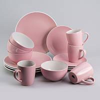 """Набор столовой посуды """"Мария"""" Herisson 16 предметов EZ-2007"""