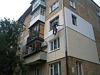 Утепление фасада пенопластом и мин ватой, фото 1