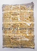 Картофель фри ТМ Caterpak 6/6, фасовка от 2,5кг