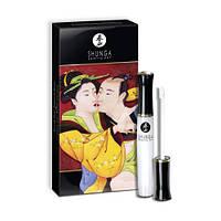 Блеск для губ Shunga LIPGLOSS - Sparkling Strawberry Wine (10 мл)