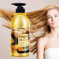 Шампунь для волос с имбирем BIOAQUA Ginger Shampoo