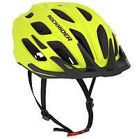 Шлем Btwin MTB ST500 (Желтый, 58-61)