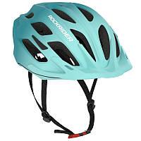 Шлем Btwin MTB ST500 (Голубой, 58-61)