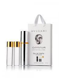 Мини-парфюм женский Bvlgari Omnia Crystalline, 3х15 мл