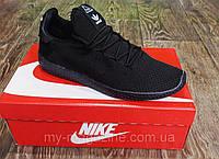 Кроссовки в стиле  Adidas PW Tennis Gray черн. (размеры в описании)
