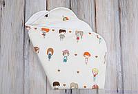 Непромокаемые пеленки многоразовые для детей (размер 60*80 см), Девочки