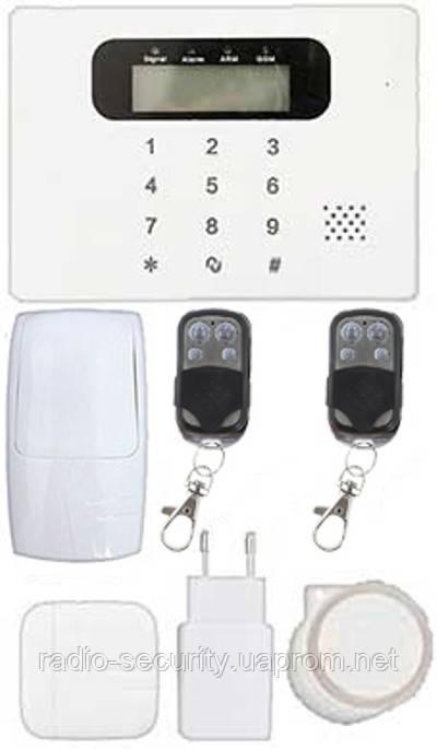 Комплект беспроводная охранная сигнализация PoliceCam GSM 30С Prof